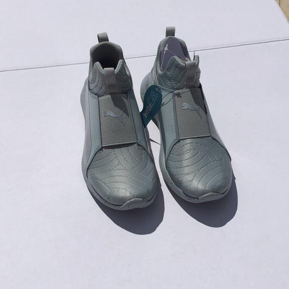 c67c7b14d10 Puma rebel mid wn s speckle quarry silver. M 5ac101a95521becd183d4526